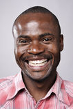 Happy smiling portrait Royalty Free Stock Photo