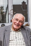 Happy smiling senior man Royalty Free Stock Photo
