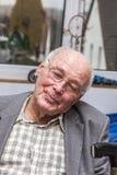 Happy smiling senior man Royalty Free Stock Image