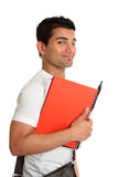 Happy Smiling Student Stock Images