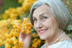 Happy smiling woman Royalty Free Stock Images