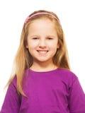 Portrait of very happy girl Stock Photo