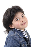 Happy Smiling Young Boy Stock Images