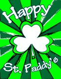 Happy St. Paddy S! Royalty Free Stock Photography