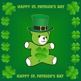 Happy St.Patrick Day Royalty Free Stock Photography