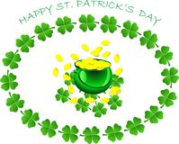 Happy St.Patrick Day Stock Image