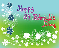 Happy St. Patrick's Day Royalty Free Stock Photos