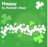 Happy St. Patrick's Day Stock Photography
