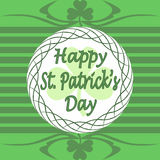 Happy St. Patrick's Day Royalty Free Stock Photos