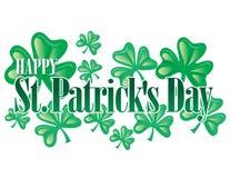 Happy St Patrick's Day royalty free stock photography