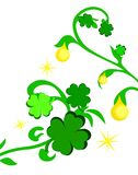 Happy St. Patrick's Day Background Stock Photo