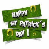 Happy St Patrick's Day Stock Image