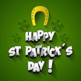 Happy St Patrick's Day Stock Photo