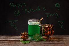 Happy St. Patrick`s Day royalty free stock images