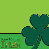 Happy St Patrick`s Day! Stock Image