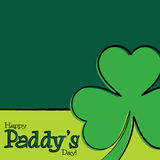 Happy St Patrick`s Day! Stock Photo