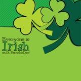 Happy St Patrick`s Day! Stock Photography