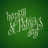 Happy St.Patrick's day Royalty Free Stock Photos