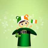 Happy St. Patrick`s Day Stock Images