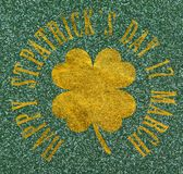 Happy St. Patrick`s Day 17 march Royalty Free Stock Image