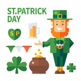Happy St. Patrick's Day Stock Image
