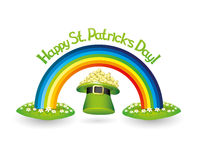 Happy St. Patrick's Day! Royalty Free Stock Photography
