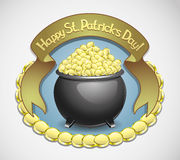Happy St. Patrick's Day! Royalty Free Stock Images