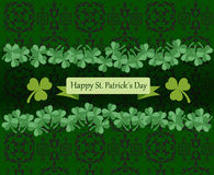 Happy st patrick´s day Royalty Free Stock Image