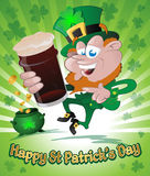 Happy St. Patricks Day Royalty Free Stock Photos