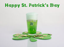 Happy St. Patricks Day Stock Image
