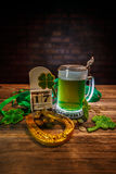 Happy St Patricks Day concept Stock Images