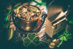 Happy St Patricks Day Royalty Free Stock Photo