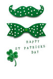 Happy St. Patricks Day. Royalty Free Stock Images