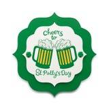 Happy St. Patricks Day. Royalty Free Stock Image