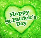 Happy St Patricks Day Design Royalty Free Stock Images