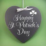 Happy St Patricks Day greeting Royalty Free Stock Images