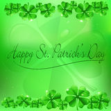 Happy St. Patricks Day Stock Photo