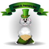 Happy st patricks day Royalty Free Stock Images