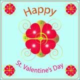 Happy St.Valentines Day Royalty Free Stock Photo