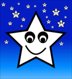 Happy Star 3 Stock Photography
