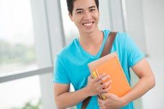 Happy student Stock Photos