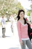 Happy student Royalty Free Stock Image