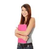 Happy student girl Stock Photo