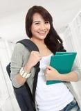 Happy student Royalty Free Stock Photos