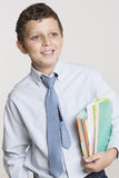 Happy student ready for school Royalty Free Stock Photography
