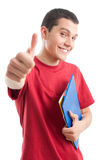 Happy student success Stock Photo