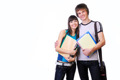 Happy student time Royalty Free Stock Photo