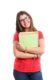 Happy student! Royalty Free Stock Image