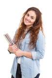 Happy student! Stock Photos