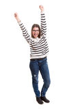 Happy! Royalty Free Stock Photography